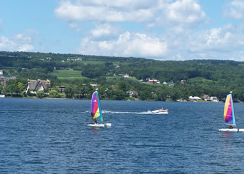 penn yan on keuka lake